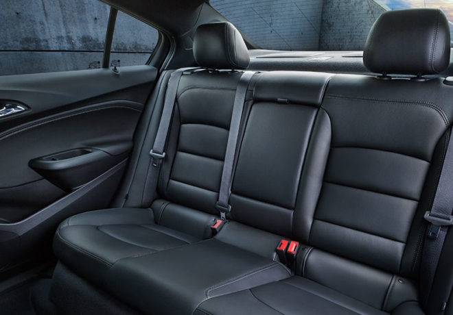 Chevrolet Cruze leather seats