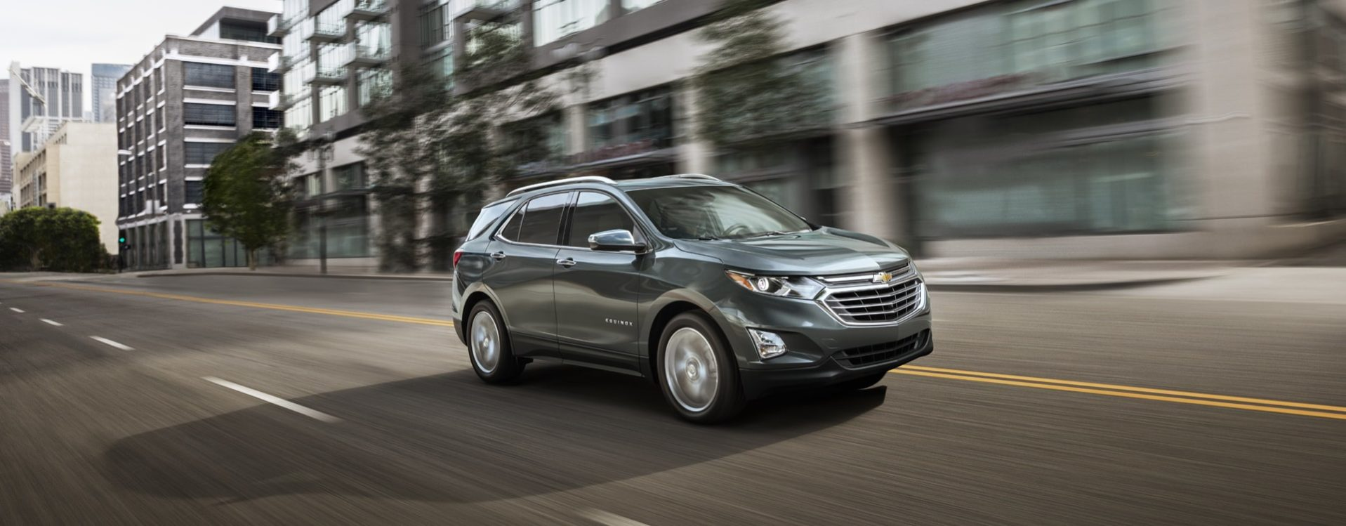 Chevrolet EQUINOX: DOING MORE WITH LESS