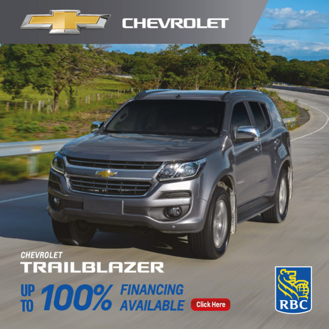 Owning Your Next Chevrolet Just Got Easier with RBC Royal Bank